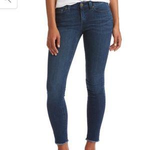 Vineyard Vines Raw Edge Skinny Jeans